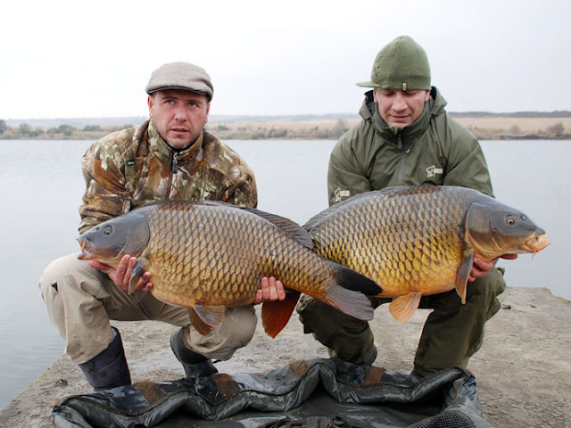 турнир по спортивной рыбалке в ДНР