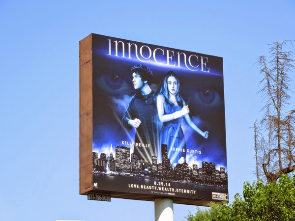 Innocence movie billboard