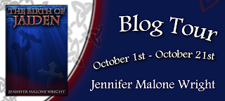 Review- The Birth of Jaiden by Jennifer Malone Wright (blog tour)