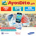 Join AyosDito's Post, Share and Win contest