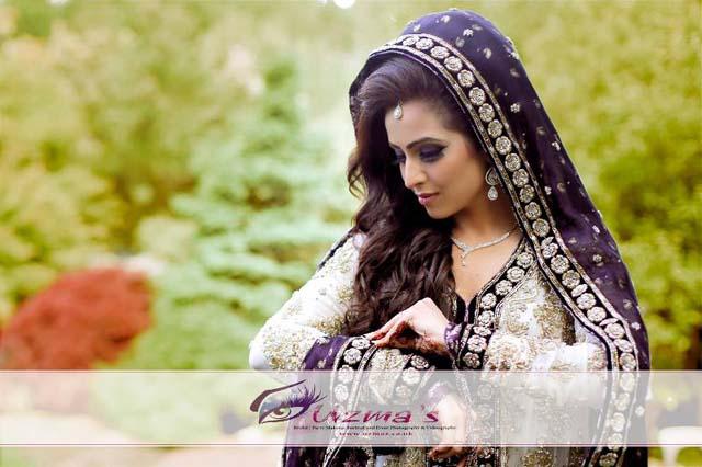 Uzma S Mehndi Makeup : Latest best pakistani bridal makeup tips ideas basic steps