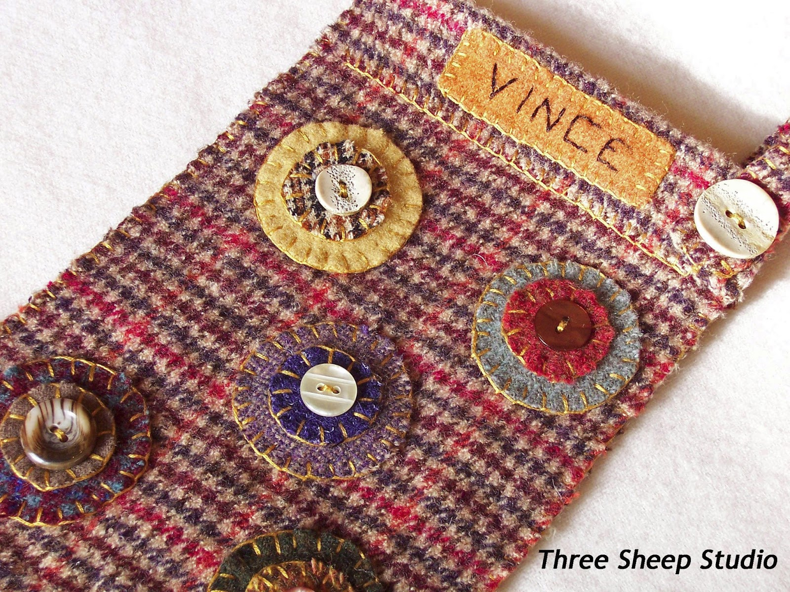 Three Sheep Studio A Simple Way To Cut Wool Pennies