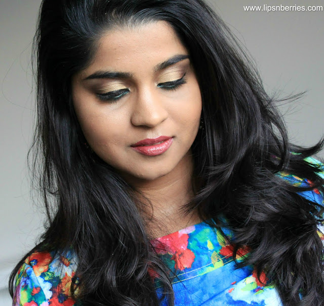 Indian wedding makeup NC 42