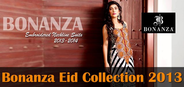 Bonanza Eid Collection 2013-2014 For Women