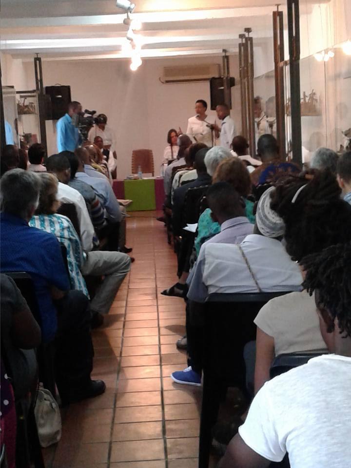 Primeira Conferência Internacional - Fortaleza de Maputo, Outubro 2016