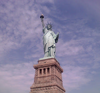 Statue of Liberty - photo by theLibraryLander