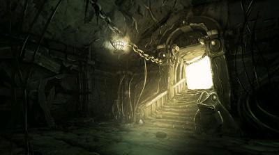 Mơ thấy đi vào đường hầm tối,nhỏ hẹp,ngột ngạt
