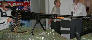 Основными боеприпасами являются патроны Б-32 и БЗТ-44