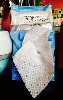 oliy skin ponds towelettes