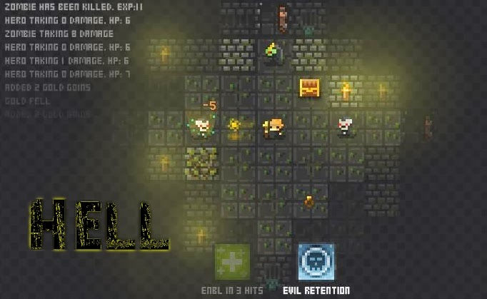Hell, The Dungeon Again! Apk v1.0.12 Full