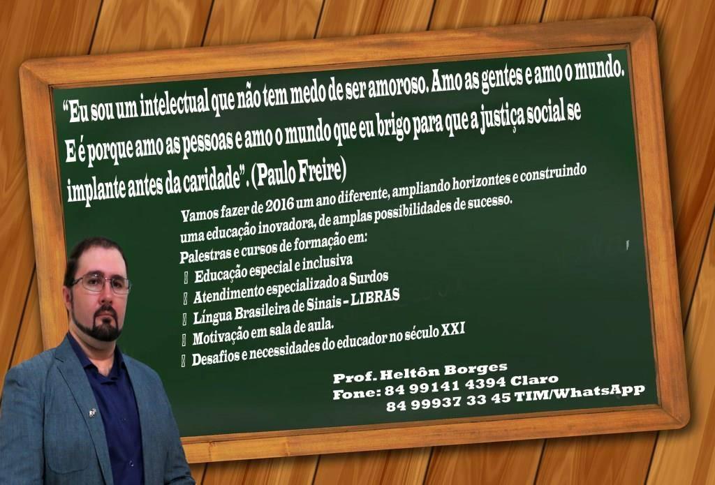 Prof. Heltôn Borges