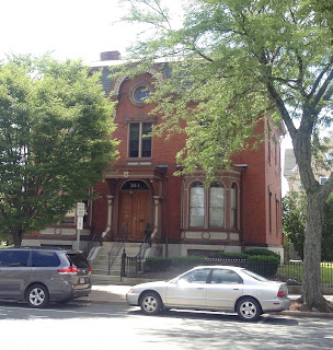 Colin C. Baker House, Broadway, Providence RI