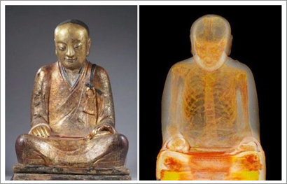Rahasia Mengejutkan Tersembunyi Di Patung Buddha