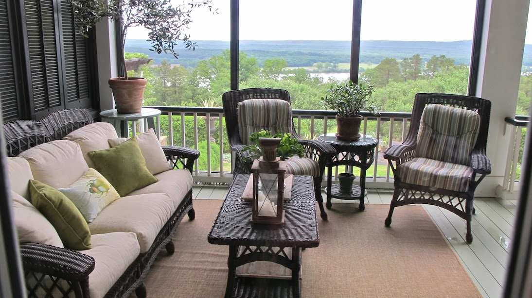 P Allen Smith Moss Mountain Garden Home kitchen shot back porch 2 (c)nwafoodie