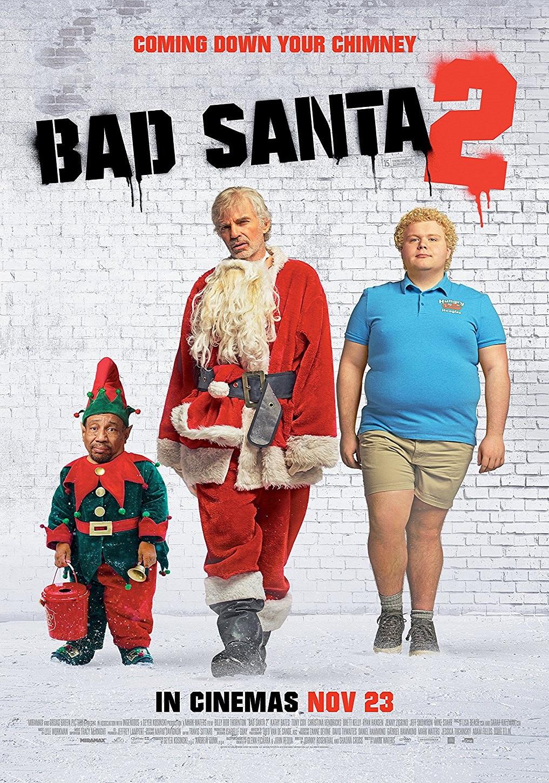 Papai Noel às Avessas 2 Dublado