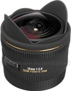 Sigma 10mm f/2.8 EX DC HSM Canon-ef