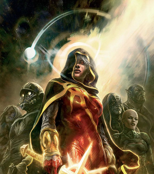 Phyla-Vell (Marvel Comics) Character Review