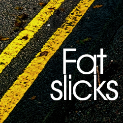 Fat slicks | Cycling weight loss | Losing weight