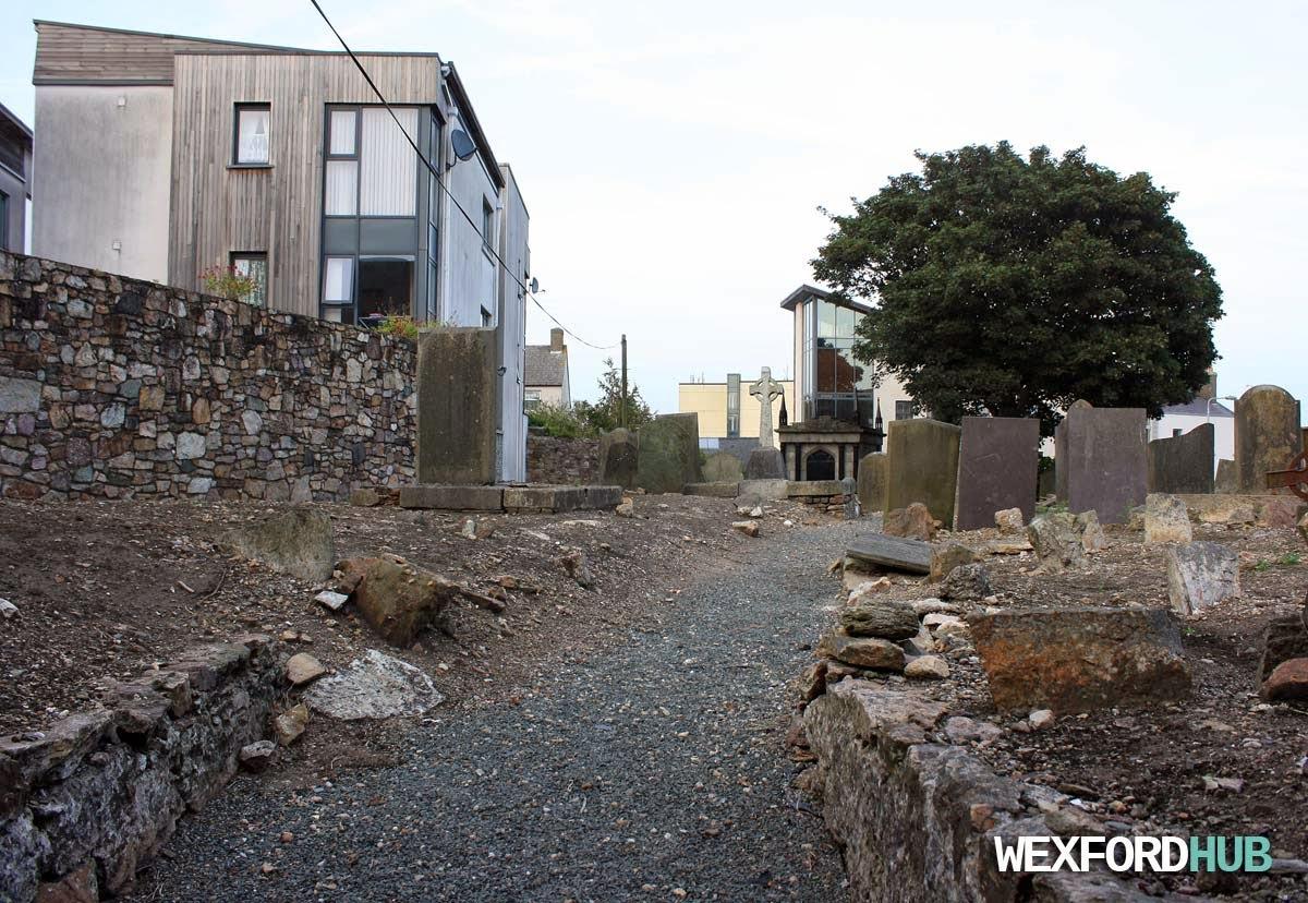 John Street Graveyard, Wexford