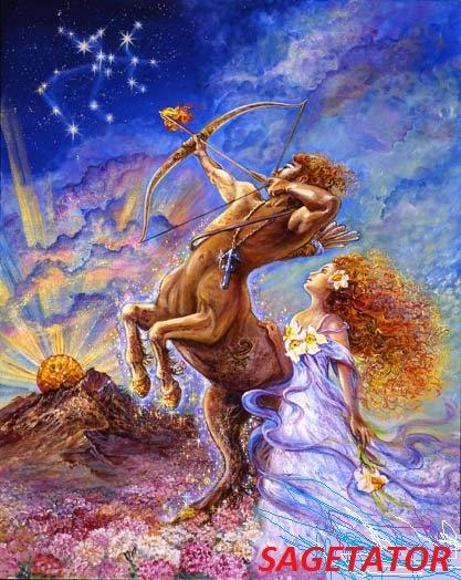 Horoscop septembrie 2014 - Sagetator