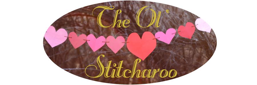 The 'Ol Stitcharoo