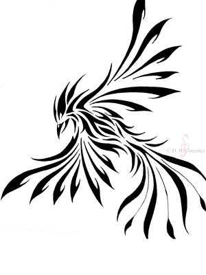 Phoenix Tattoos Design Pictures