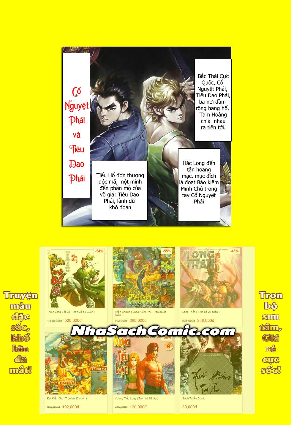Tân Tác Long Hổ Môn chap 792 Trang 33 - Mangak.info