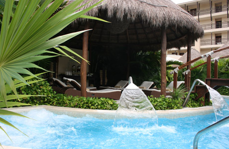 Pevonia Spa, Dreams Resort, Riviera Cancun
