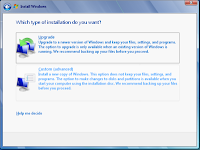 How to Upgrade Windows XP to Windows 7