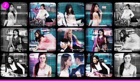 Girls' generation / SNSD - Mr. Mr. | Random J Pop