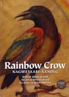 Rainbow Crow: Nagweyaabi-Aandeg Choc Lily shortlist 2014