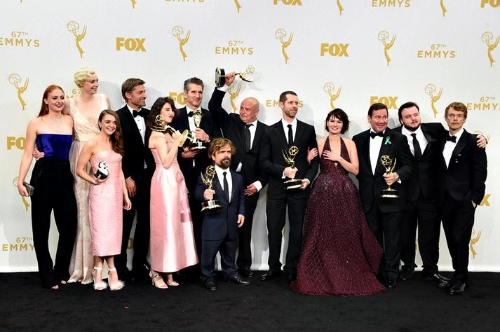 Juego de tronos ganadora del Emmy