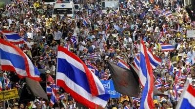 Proteste Thailand