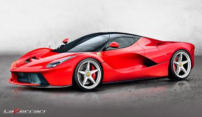 Koleksi Foto dan Gambar Mobil Sport Ferrari LaFerrari