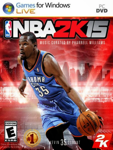 Game Basket NBA 2K15-RELOADED For PC Terbaik 2014