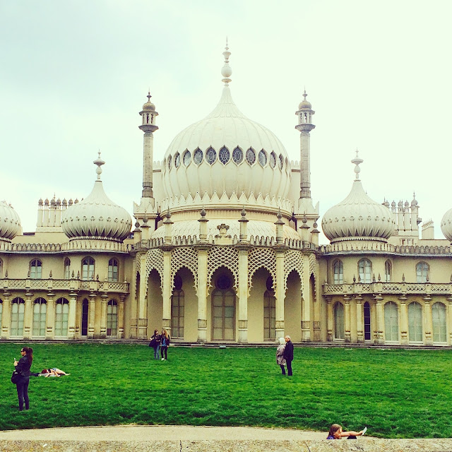 Bank Holiday Saturday day trip to Brighton - Bearded Couture