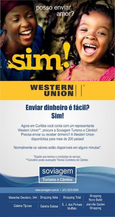 Western Union - Soviagem Câmbio