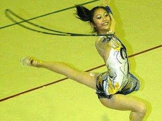 體操正妹 賴楹子