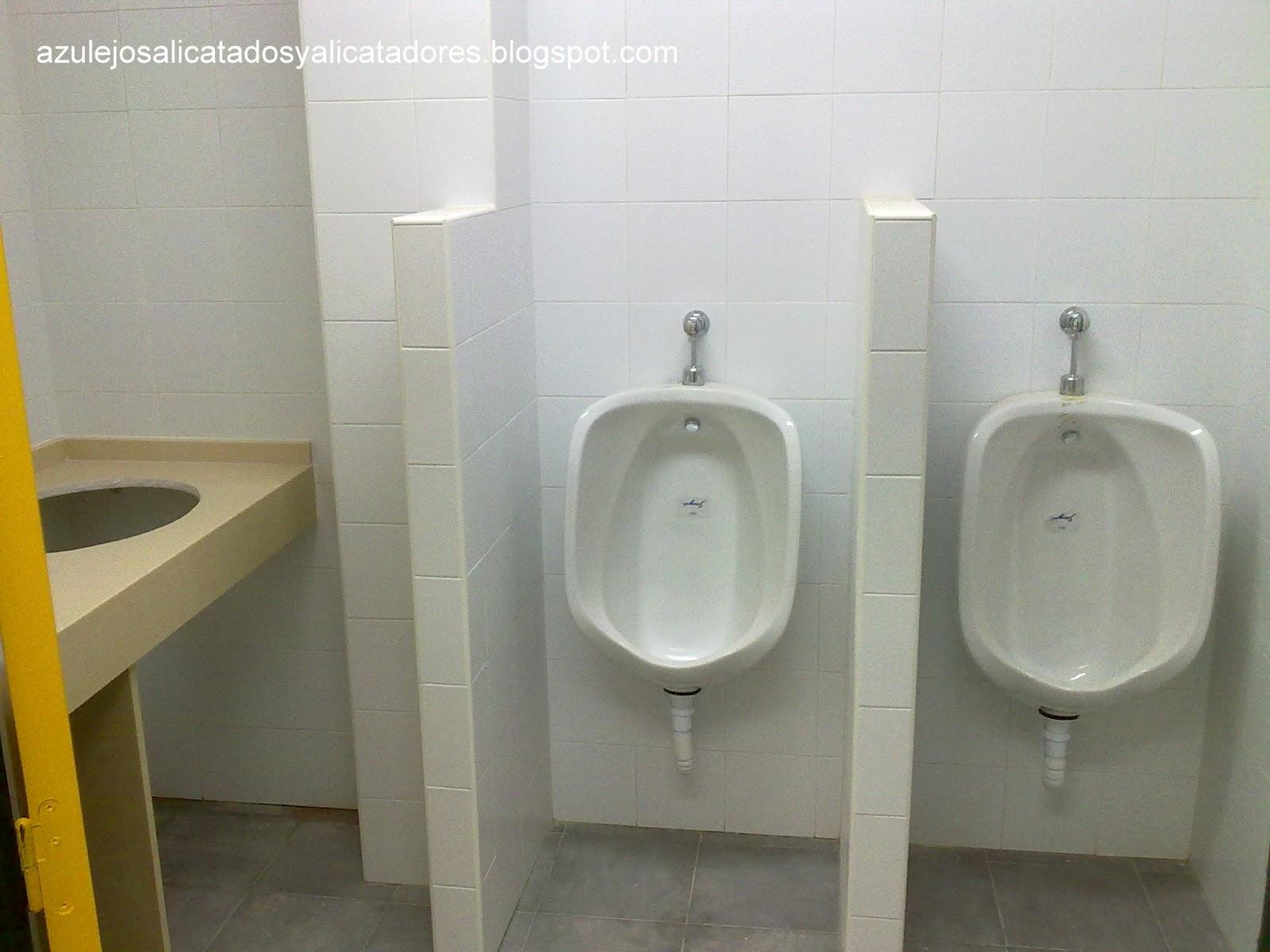 Azulejos Baño Huelva:AZULEJOS, ALICATADOS Y ALICATADORES: REFORMA Y AMPLIACIÓN COLEGIO
