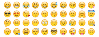 Emoticones de whatsapp