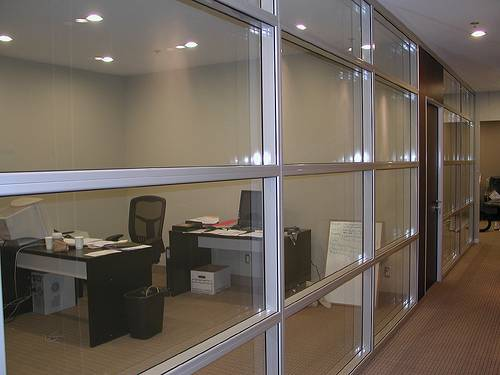 Office And Factory Renovation Office Partition Systems