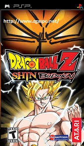 Free Download Games dragon ball z shin budokai PPSSPP ISO Untuk KOmputer Full Version ZGASPC