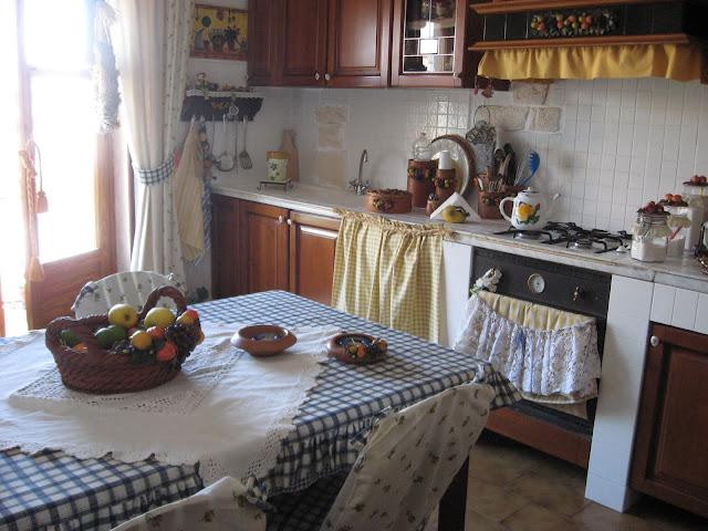 Tra sogni e realt shabby chic la mia cucina - La cucina di monica ...