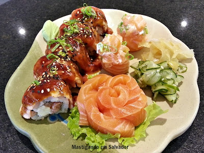 Sho-Ya Sushi Bar: Combinado Select