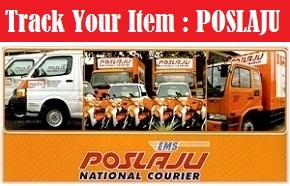 Tracking Number POSLAJU