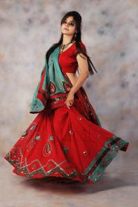 Latest Chaniya Choli For Navaratri Festival