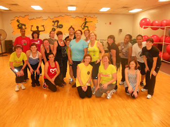 """ZUMBA® WORK OUT BEFORE YOU PIG OUT"" at SPRINGFIELD YMCA"
