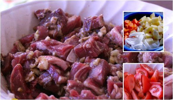 Cách nấu món thịt Bò sốt vang đúng vị đậm đà nhất 3