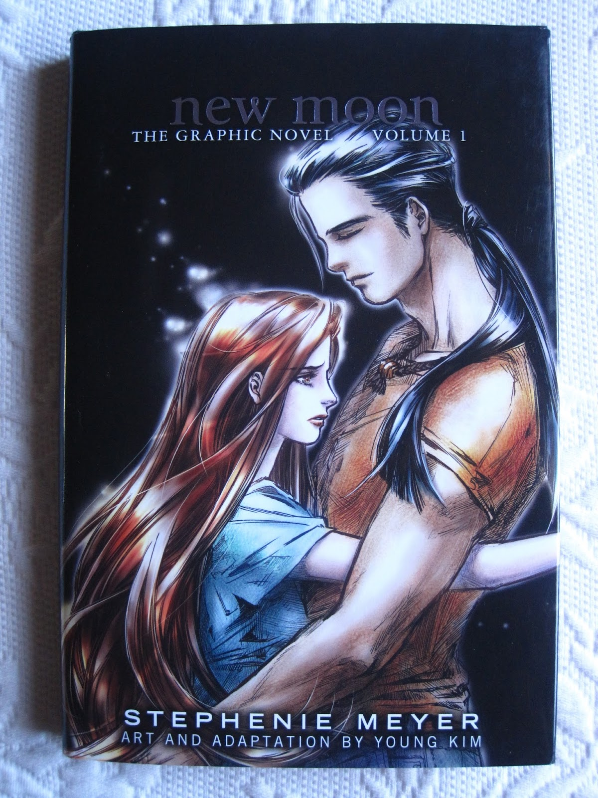 Twilight Graphic Novel Cover