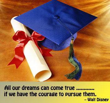 Superbe Graduation Guotes